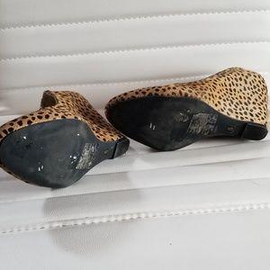 Banana Republic Shoes - Banana Republic Wedge Shoes